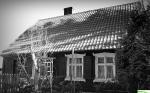 chatka holenderska z początku XIX w.