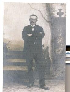 Stanisław Wojnowski -  starosta świecki