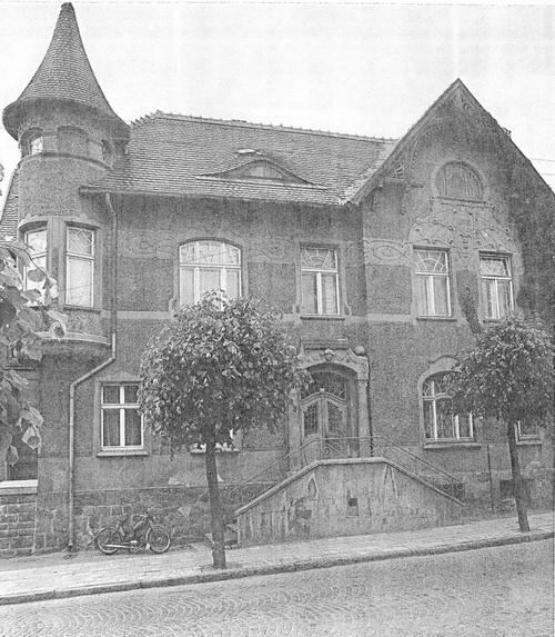 Dom przy Ul. Bydgoskiej