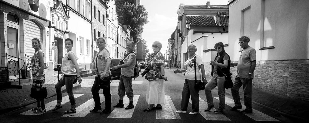 Fotonowiacy na Abbey Road !