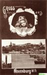 Widokówka  z  początku  XX wieku...