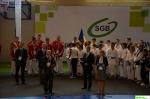 Burmistrz Nowego  otwiera Mistrzostwa  Europy  w  Karate  w Nowem
