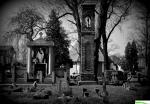 """Nasz  """"stary cmentarz"""" i  jego  historia...."""