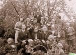 Złote gody 1944 Dziadek i Babcia Laskowscy.