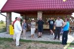 Fotonowiacy i goście z  wizytą  w  Toskani Kociewskiej :)