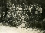 Młodzież  z  Hallera sierpień 1933rok. - spica
