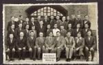 Franciezek Nowak, top right. Furniture factory in Nowe about 1938? My Father. Zdjęcie podesłał nam Chris Nowak. Dziękujemy