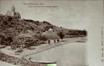Widok na  miasto  z nad Wisły - to zdjęcie ma  110 lat!  spica