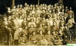 Dziewczyny  z Hallera 1936 r. spica