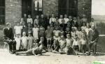 Szkoła w Bochlinie  1938/1939r.