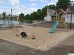 Rewitalizacja  jeziora Czarownic - plac zabaw dla  dzieci ...
